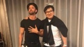 When Hrithik Roshan had his fan-boy moment with Jackie Chan in China. See pics