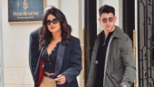 Priyanka Chopra and Nick Jonas make for a stylish couple as they step out. See pics