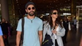 Farhan Akhtar and Shibani Dandekar return from World Cup 2019 vacay. See pics