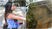 Varun Dhawan and Natasha Dalal enjoy a romantic lunch date. See pics