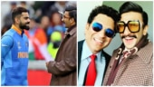 Virat Kohli to Sachin Tendulkar: Ranveer Singh was the best photographer at India vs Pak match