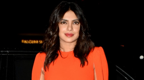 Priyanka Chopra at Bumble dinner party