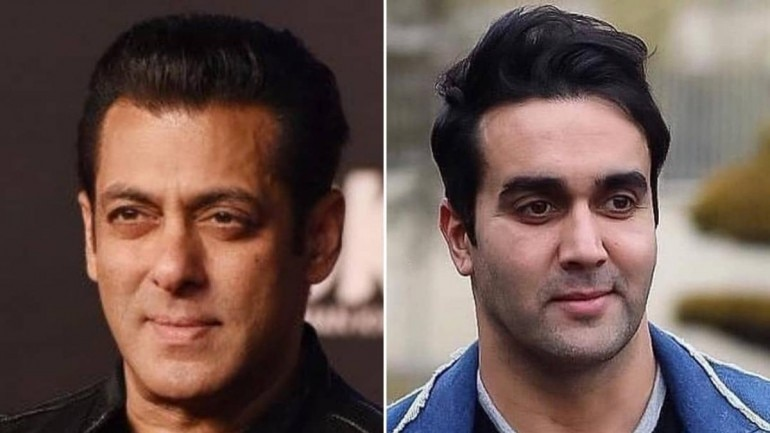 Salman Khan finds his doppelganger in Iranian actor Pouria Poursorkh