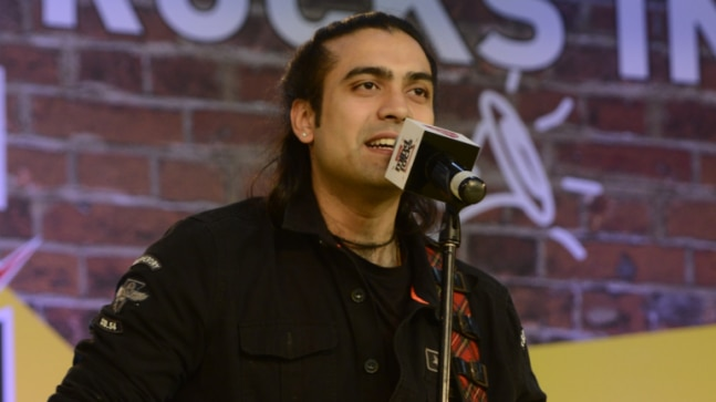 Jubin Nautiyal at India Today Mind rocks Indore 2019