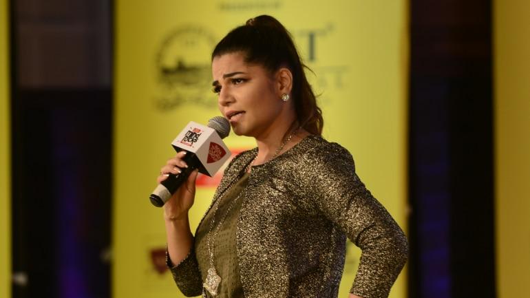 Mamta Sharma at Mind Rocks Indore 2019 Photo: Vikram Sharma