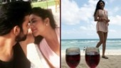 Charu Asopa gets mushy with hubby Rajeev Sen in Thailand. See adorable pics