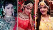 Kawach's Deepika Singh looks like a dream in bridal avatar. See pics