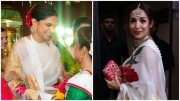 Deepika Padukone with Malaika Arora