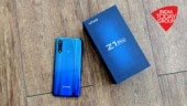 Vivo Z1Pro in pictures: Vivo's first punch-hole display phone is here