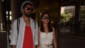 Hina Khan keeps it chic in summery crop top and pants with boyfriend Rocky Jaiswal in Mumbai