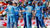 India knocked out West Indies from World Cup 2019. (Reuters Photo)