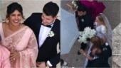 Priyanka Chopra stuns France in sheer saree at Sophie Turner and Joe Jonas wedding. See pics