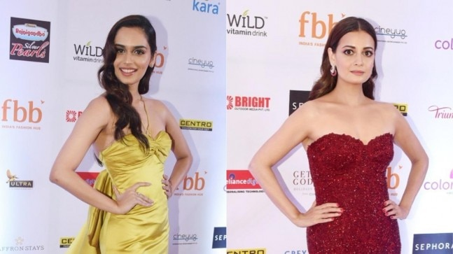 Bollywood Stars present at Miss India 2019 Photo: Yogen Shah