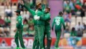 Shakib Al Hasan and Mushfiqur Rahim were the architects of Bangladesh's victory over Afghanistan (AP Photo)