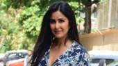 Katrina Kaif in plunging neckline jacket and shimmery pants for Bharat promotions is redefining sexy