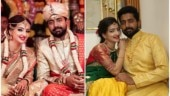 Lovey Sasan gets married to Koushik Krishnamurthy again in Bengaluru. Unseen pics