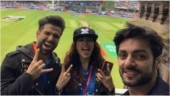 Karan Wahi to Rithvik Dhanjani: TV stars who cheered for India during India Vs Pakistan match in England