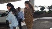 Navya Naveli Nanda off to vacation with mom Shweta Bachchan. See pics