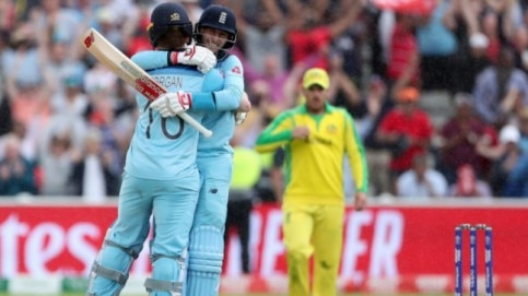 England beat Australia to reach World Cup 2019 final