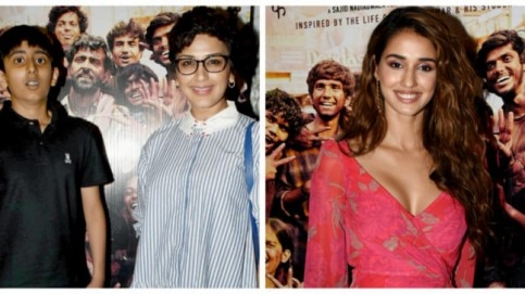 Super 30, starring Hrithik Roshan Mrunal Thakur, hit the screens this week.