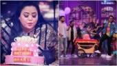 Bharti Singh gets a birthday surprise from hubby Haarsh on the sets of Khatra