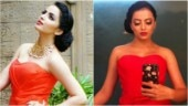 Sarvagun Sampanna's Shrenu Parikh looks lika diva in her latest pics