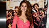 Disha Patani is sensuous beyond words in plunging neckline dress at Super 30 screening. See pics