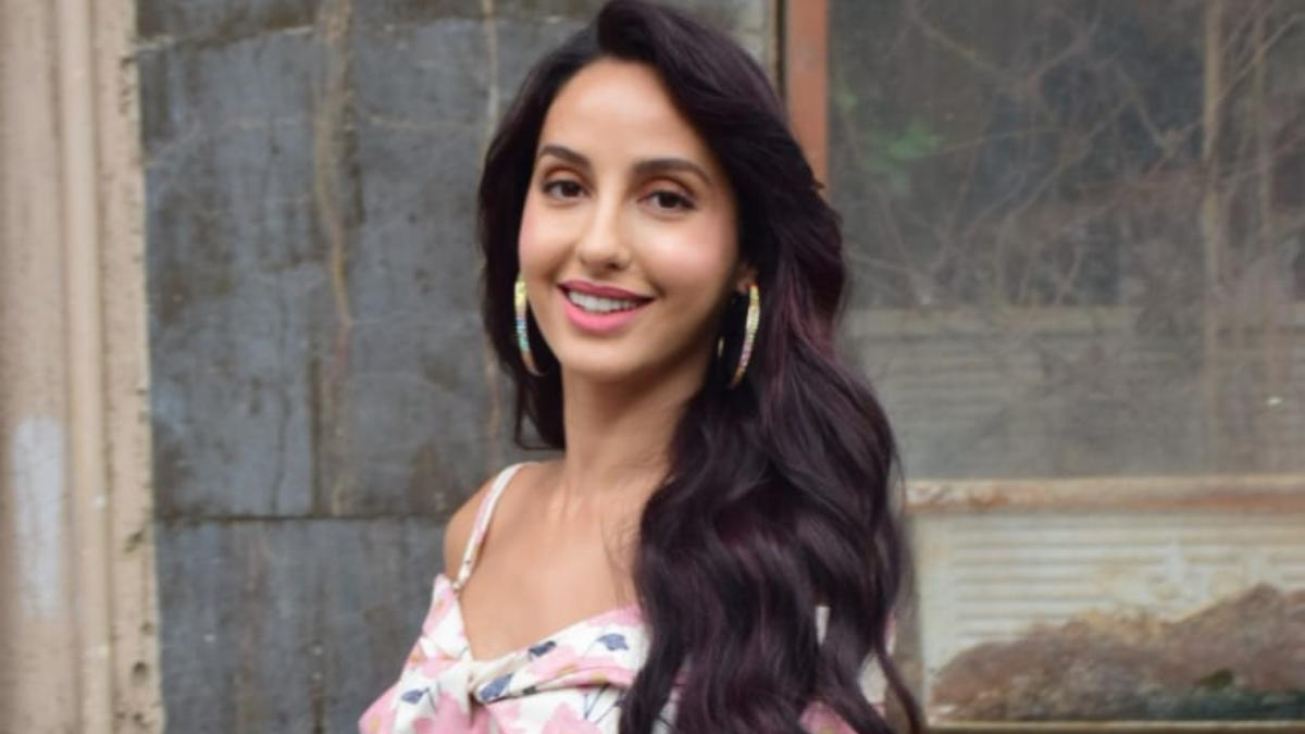 Nora Fatehi on day out Photo: Yogen Shah