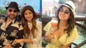 Shilpa Shetty enjoys Venetian vacation with Raj Kundra, Shamita Shetty and son Viaan. See pics