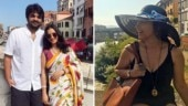 Shweta Basu Prasad enjoys a romantic getaway in Italy with her hubby Rohit. See pics