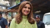 Parineeti Chopra is a fashion disaster in green mini dress at Jabariya Jodi event. See pics