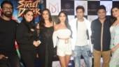 Shraddha Kapoor and Varun Dhawan dance the night away at Street Dancer 3D wrap up bash