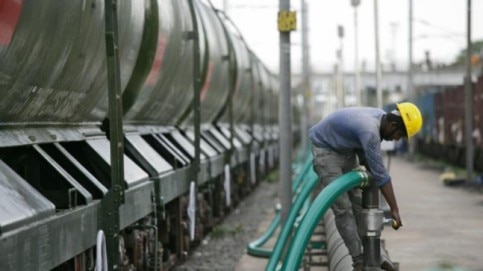 Special tanker train reaches drought-hit Chennai with water