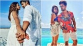 Sargun Mehta sizzles in bikini while holidaying with hubby Ravi Dubey in Maldives