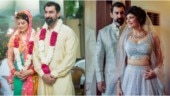 Pooja Batra and Nawab Shah get married in Delhi in dreamy wedding ceremonies. All pics