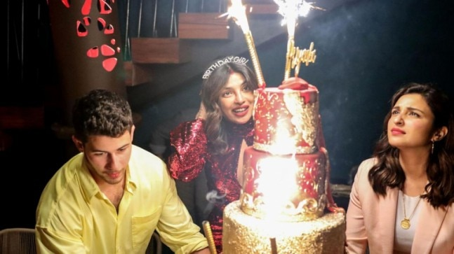 Priyanka Chopra celebrated her birthday with her closest ones in Miami