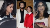 Malaal screening: Navya Naveli Nanda to Bhumi Pednekar, B-Town cheers for Meezaan and Sharmin Segal