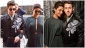 Priyanka Chopra exudes elegance in keyhole neckline dress with Nick Jonas at Paris Fashion Week