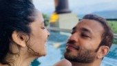 Ankita Lokhande wishes boyfriend Vicky Jain happy birthday with new unseen photos. Trending now