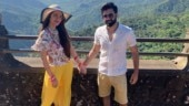 Actress-MP Nusrat Jahan and husband Nikhil Jain enjoy honeymoon in Mauritius. See pics
