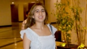 Sara Ali Khan in sheer top and pants on day out is a vision to behold. See pics