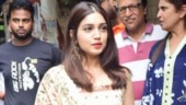 Bhumi Pednekar makes heads turn in elegant ethnic attire on lunch date in Mumbai. See pics