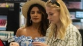 Priyanka Chopra and Sophie Turner get some retail therapy on day out in Miami. See pics