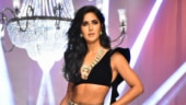 Katrina Kaif turns princess for Manish Malhotra in black lehenga-choli at Lakme Fashion Week 2019