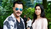 Khushi Kapoor returns to Mumbai with uncle Sanjay Kapoor after an epic fam jam. See pics