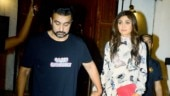 Shilpa Shetty sets fashion goals in romper and heels on dinner date with husband, Raj Kundra