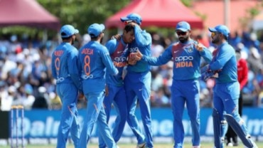 India defeated West Indies by 4 wickets to take 1-0 lead in the T20I series