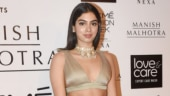 Khushi Kapoor is show-stealer in lehenga and risque choli at Lakme Fashion Week 2019