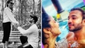 Pavitra Rishta actress Ankita Lokhande's wish for beau Vicky Jain is immensely cute. See romantic pics