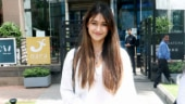 Ileana D'Cruz keeps it simple in white top and denims on day out. See pics